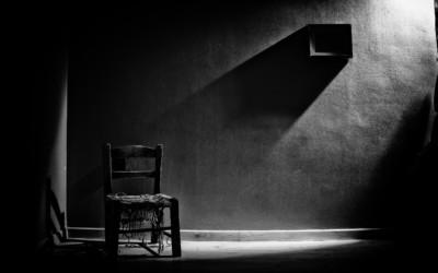 Tänk om tomheten inte behöver fyllas med något?